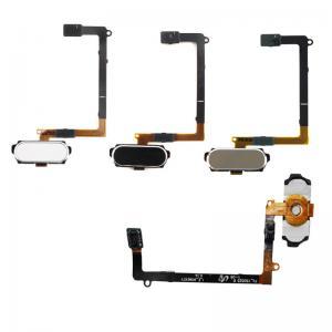 Samsung S6 G920 Home Orta Tuş Filmi Flex