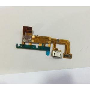 Huawei P7 Şarj Soketli Mikrofon Sensör Film Flexi