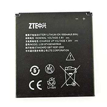 Zte V818, U818, N900, N909 Pil Batarya Li3818T43P3H605646