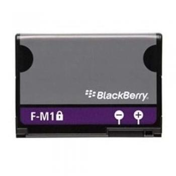 BlackBerry Pearl 3G 9100 9105 9670 Pil Batarya F-M1