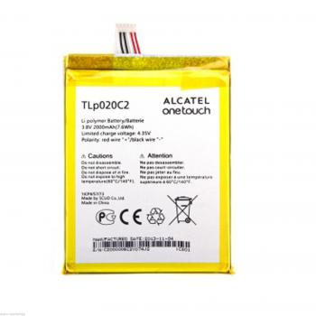 Alcatel İdol 2 Pil Batarya ve Tamir Seti TLP020C2