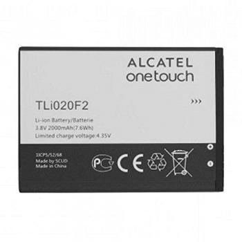 Alcatel One Touch Fierce 2 Pil Batarya ve Tamir Seti TLi020F2