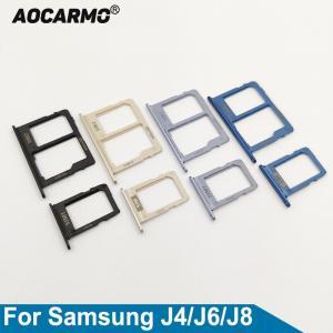 Samsung J4 J400 / J6 J600 / J8 J800 Sim Kart Tepsisi