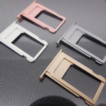 Apple iPhone 6S Plus Sim Kart Tepsisi
