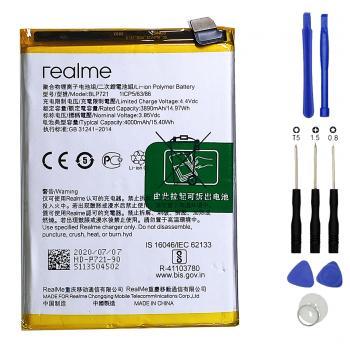 OPPO REALME C2-C3-X-XT-PRO Batarya Pil ve Tamir Seti BLP721