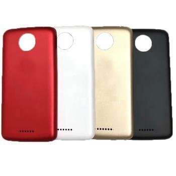 Motorola Moto C XT1755 XT1750 Arka Pil Batarya Kapak