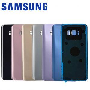 Samsung S8 Plus G955 Arka Pil Batarya Kapak Cam