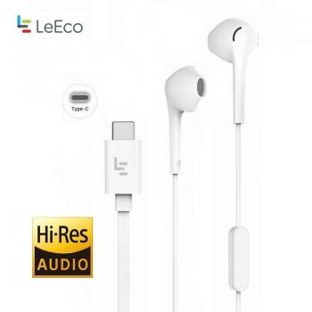 Letv Leeco Type-C Kulaklık LePDH401CH Samsung HTC Mi Huawei Xiaom