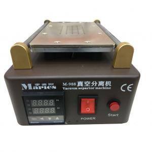 M988 2in1 Vakumlu Isıtıcı Ekran Cam Ayırma Makinesi