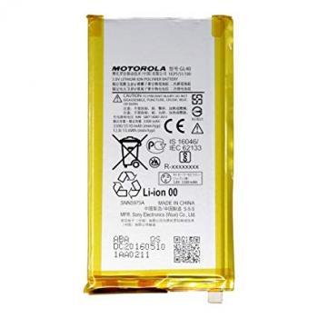 Motorola Moto Z Play XT1635 Pil Batarya ve Tamir Seti GL40