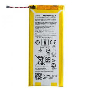 Motorola Moto G5 Plus XT1687 Pil Batarya ve Tamir Seti HG40