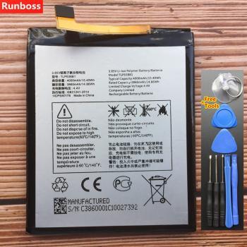 Alcatel A7 / A7 LTE / A7 XL Pil Batarya ve Tamir Seti Tlp038B1