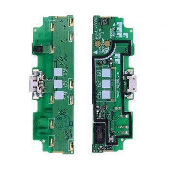 Nokia Lumia 625 Şarj Soketi Mikrofon Bordu