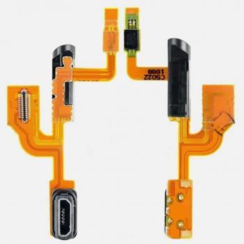 Nokia Lumia 925 Kulaklık ve Şarj Soketi Filmi