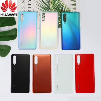 Huawei P30 Arka Pil Batarya Kapak Cam