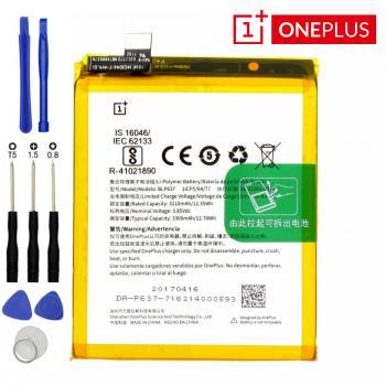 OnePlus 5 / OnePlus 5T Pil Batarya ve Tamir Seti BLP637