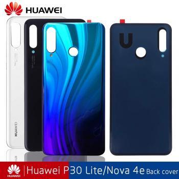 Huawei P30 Lite Arka Pil Batarya Kapak Cam