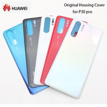 Huawei P30 Pro Arka Pil Batarya Kapak Cam