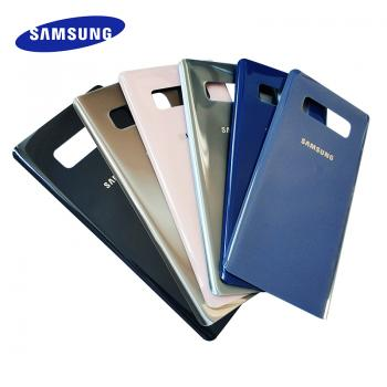 Samsung Note 8 N950 Arka Pil Batarya Kapak Cam