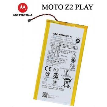 Motorola Z2 Play XT1709 XT1710 Pil Batarya HZ40