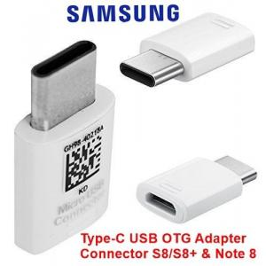 Samsung S8 / S9 /  Note 8 USB Type C To Micro USB Adapter Çevirici