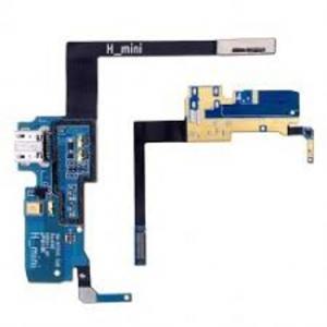 Samsung Note 3 Neo N7505 Şarj Soketli Mikrofon Filmi Flexi