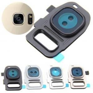 Samsung S7 G930 / S7 Edge G935 Kamera Lensi Camı