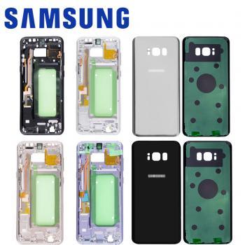 Samsung S8 Plus Kasa Kapak SM-G955F