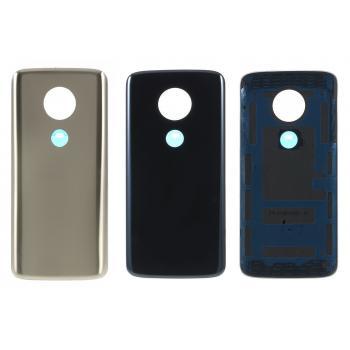 Motorola Moto G6 Play XT1922 Arka Pil Batarya Kapak Cam