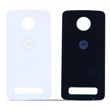 Motorola Moto Z Play Droid XT1635 Arka Pil Batarya Kapak Cam