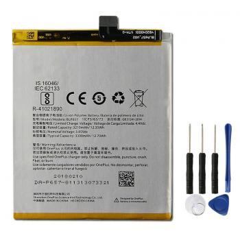 OnePlus 6 Pil Batarya ve Tamir Seti BLP657