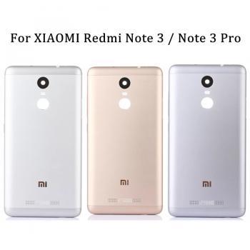 Xiaomi Redmi Note 3 Kasa Kapak