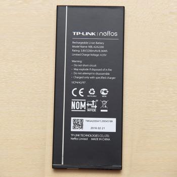 TP-Link Neffos C5 Pil Batarya NBL-42A2200