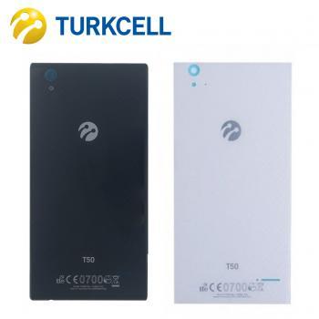 Turkcell T50 Arka Pil Batarya Kapak